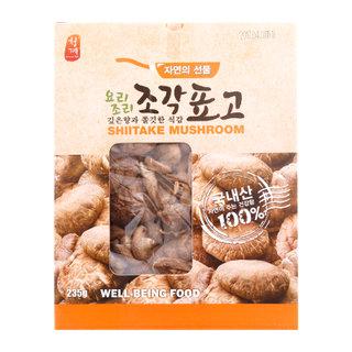 _요리조리가정용조각표고버섯_235G(박스)