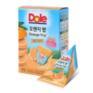 H)Dole 후룻팝 오렌지(62ml*8)