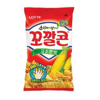 롯데_꼬깔콘고소한맛_42G