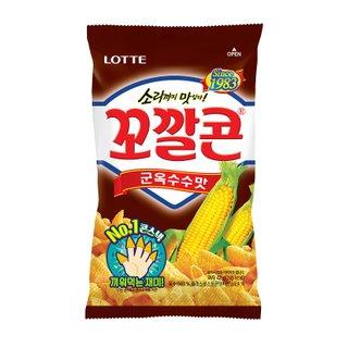 롯데_꼬깔콘군옥수수맛_42G