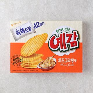 오리온_예감치즈그라탕_204G