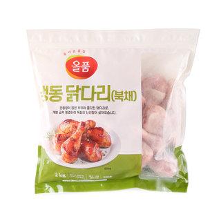 냉동닭다리_2 kg(봉)
