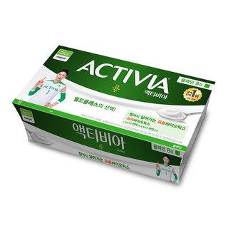 풀무원다논_액티비아컵8입기획(플레인)_80g*8