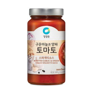 대상_청정원토마토스파게티소스_600G