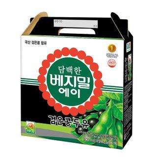 정식품_베지밀담백한검은콩A_190ML*16