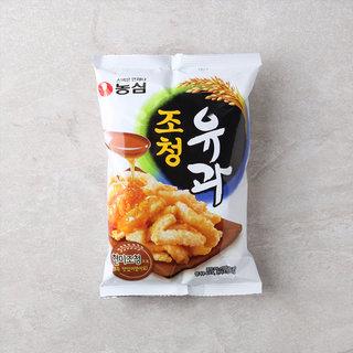 농심_조청유과_96G