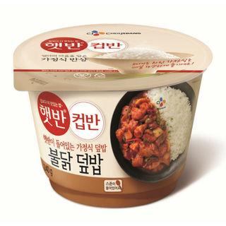 CJ 햇반컵반불닭덮밥 240G
