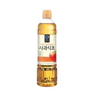 대상_청정원사과식초_500ML