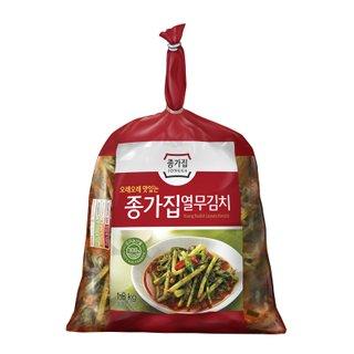 대상종가집_오래오래 맛있는 열무김치_1.8kg