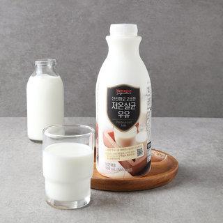 저온살균우유_930ML_홈플러스좋은상품