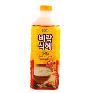 팔도 비락식혜 1.8L