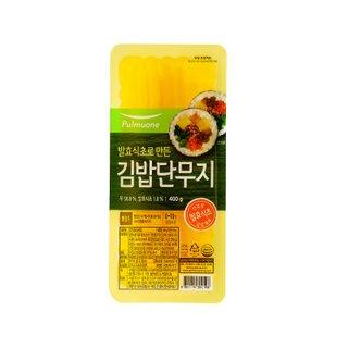 김밥단무지 400G 풀무원
