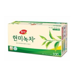 동서식품 현미녹차 100T(150G)