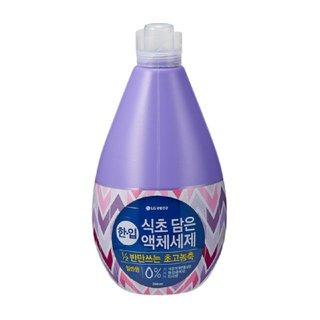 LG생활건강 한입식초액체세제(일반용) 2.4L