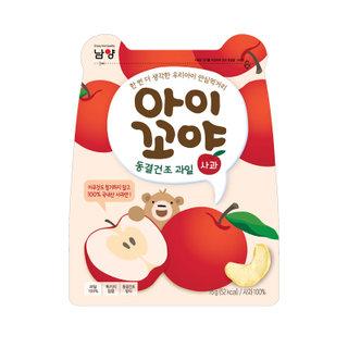 남양유업_아이꼬야과자사과맛 15G