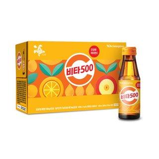 광동_비타500_100ML*10