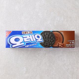 GD)동서식품_오레오초콜릿크림_100G?