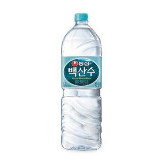 농심_백산수_2L