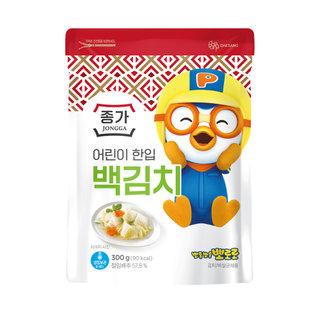 대상종가집_어린이한입백김치300g