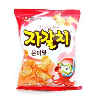 농심_자갈치_90G