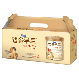 H)매일유업_앱솔루트엄마가만든명작분유4단계_800G*3입
