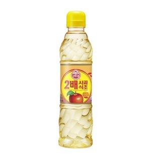 오뚜기_2배사과식초_500ML