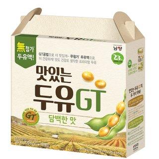 남양_맛있는두유GT담백한맛_190ML*16