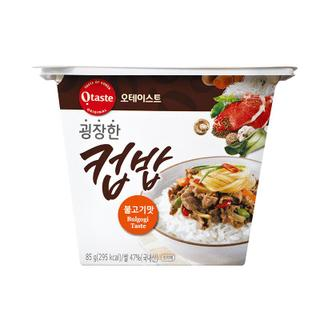 태경농산_굉장한컵밥불고기맛_85G