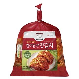 맛있는 맛김치_1.9KG_대상종가집