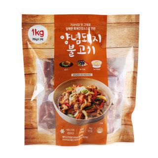 양념돼지불고기(냉동) 1kg