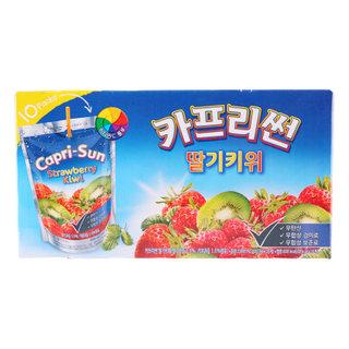 농심 카프리썬딸기와키위 200ML*10