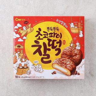 청우식품_청우)초코파이찰떡_215G
