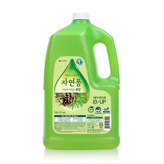 친환경)LG생활건강_자연퐁솔잎주방세제대용량_3.04L
