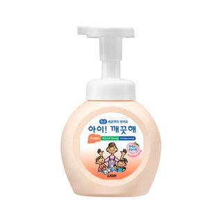 씨제이라이온_아이깨끗해복숭아핸드워시용기_250ML