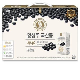 이롬 황성주건강한검은콩두유 190ML*24 ..