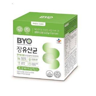 CJ BYO장유산균CJLP-243 2g*30포