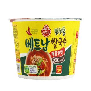 오뚜기 컵누들베트남쌀국수매콤한맛 86G