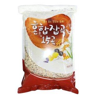혼합잡곡15곡_800G(봉)
