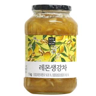 녹차원_레몬생강차_1KG