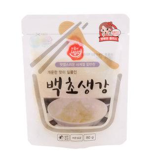 오늘의밥상백초생강 80G