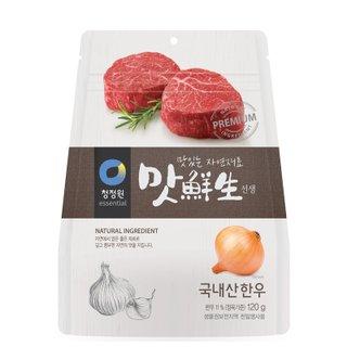 대상_청정원맛선생소고기_120G