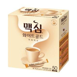 동서식품 맥심화이트골드믹스 50T(585G)