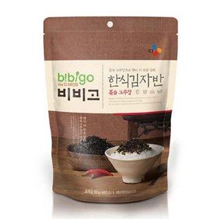 비비고 토종김김자반 볶음고추장맛_50G_CJ
