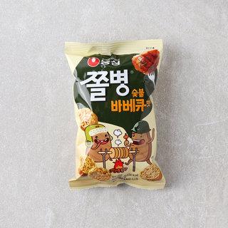 농심_쫄병바베큐_90G