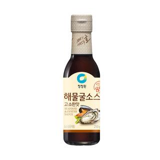 대상_청정원고소한해물굴소스_250G