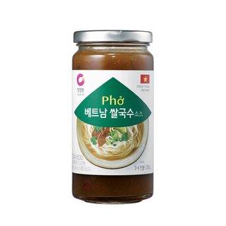 대상_청정원베트남쌀국수소스_370G