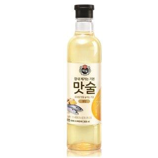 백설_맛술생강_800ML