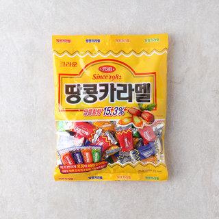 크라운_땅콩카라멜_324G
