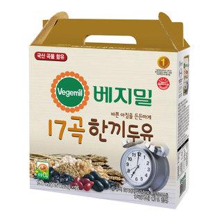 정식품 베지밀한끼두유 190ML*16