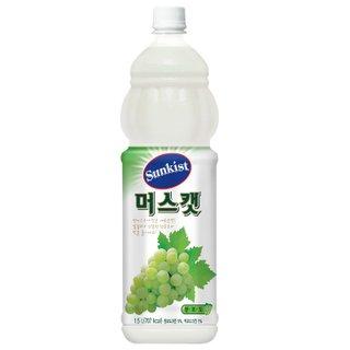 해태음료 썬키스트머스캣 1.5L